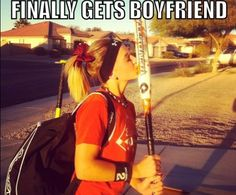 Story of my life #foreveralone  #softballmylife