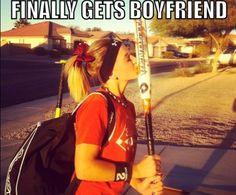 Story of my life #foreveralone  #softballmylife