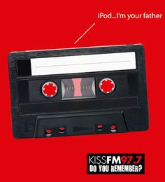 ipod...I'm your father