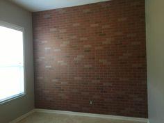 brick wall Cypress Pine, Brick Wall, Tile Floor, Flooring, Brick Walls, Tile Flooring, Wood Flooring, Exposed Brick, Brickwork