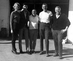 Elvis in Hollywood in june 1965