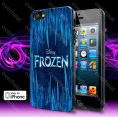 Disney Frozen Case For iPhone 5 5S 5C 4 4S and Samsung by overheat, $14.79
