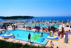 Punta Verudela ist eine beliebte Ferienanlage in Pula. Verudela ist insbesondere zu empfehlen für Familien mit Kindern