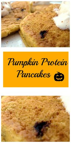 It's that time of year again... Pumpkin protein pancakes with 41 grams of protein! Easy recipe to make! #workout #fitness #breakfastrecipe