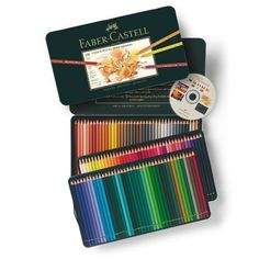 Faber-Castell Polychromos Colored Pencil Sets