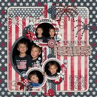 Gallery Projects - Scrapbooking - Two Peas in a Bucket-Amber K