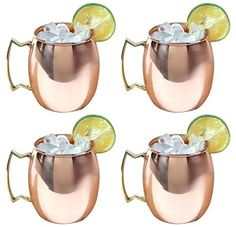 Moscow Mule Copper Mug / Cup, 16 Ounce, Set of 4 Moscow Mule http://www.amazon.com/dp/B00EYUD8UG/ref=cm_sw_r_pi_dp_By.9tb0BW39M4