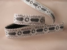 This listing is for 3 Yards of beading lace trim.  White with Silver Lace with Black Ribbon.  Approximately 1 wide.  Price is for 3 yards. ( Sells in lots of 3 yards. If you need 6 yards, order 2 under quantity, and so forth ).  To view other beading lace trims please click on the link below:  https://www.etsy.com/shop/TomaCraftPlace/items?ref=hdr_shop_menu&search_query=beading%2Blace  Orders for multiple yards of one item will be cut in one continuous cut whenever possible. If you do not…