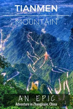 Go beyond Shanghai and Beijing- travel deeper into China and visit Tianment Mountain in Zhangjiajie. You will be blown away by the long cable car ride up and thrilled beyond your imagination by walking on the glass walkways high above the clouds. An incredible experience that cannot be missed when visiting China! http://togetherinthailand.com/tianmen-mountain-glass-walkways-cable-car-ride/