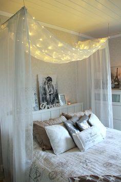 sängyn verho - Google-haku Haku, Bed Curtains, Canopy, Master Bedroom, Kids Room, Google, Girls, Furniture, Home Decor