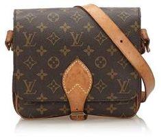 571c12439e9f Louis Vuitton Monogram Cartouchiere Shoulder Bag (Pre Owned ...