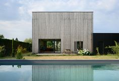 Villa B by Tectoniques Architects