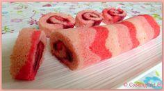 Gâteau roulé à la framboise sans beurre