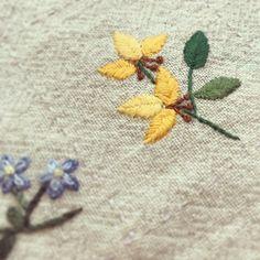 #핸드메이드 #프랑스자수 #embroidery #자수타그램 #김해프랑스자수 #수강생님솜씨