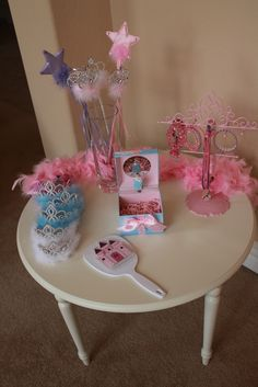 "Photo 1 of 47: Fairy Princess Tea Party / Birthday ""Cinderella Tea Party"" 