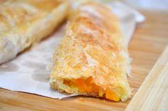 Placinte with pumpkin #moldova #cuisine