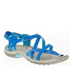 Merrell Jacardia Strappy Sandals (FootSmart.com)