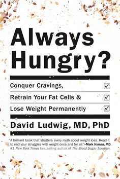 Leading obesity researcher and top endocrinologist at Boston Children's Hospital and Harvard Medical School, David Ludwig, MD, Phd presents a groundbreaking diet program that debunks the myth that calorie balance is the key to weight loss and teaches readers how to reprogram their fat cells to lose weight without counting calories or feeling hungry.