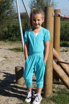 Abacadabra 137 jumpsuit voor meisje