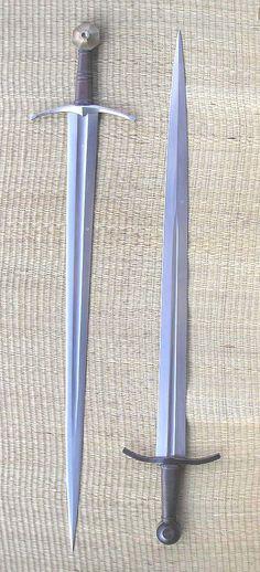 Type XVI swords: Albion Prince, ATrim Type XVI.1 prototype