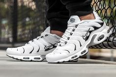 "Nike Air Max Plus (Tuned 1) ""White Tiger"" - EU Kicks: Sneaker Magazine"