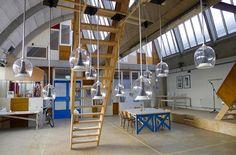 Creatieve broedplaats Vechtclub XL | Meer Merwede
