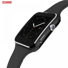 Fashion Men or Women Smart Watch For Android and IOS Support Max TF Card Sim Bluetooth Smartwatch screen Iphone Android, Samsung Android Phones, Ios Phone, Android Wear, Android Whatsapp, Smartwatch, Apple Iphone, Bluetooth, Camera Watch