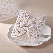 Personalized Hollow Design Wedding Invitation... – USD $ 60.29