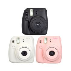 Fujifilm Instax Mini 8 Instant Camera ❤ liked on Polyvore featuring fillers, camera, accessories, electronics and other