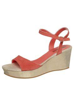 purchase cheap 8a6f2 9d1ad Sandaletter med kilklack   Dam