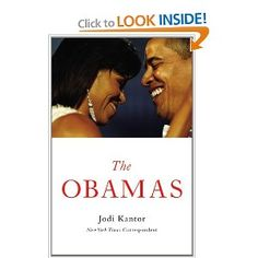 Just finished this book and quite enjoyed it. Interesting perspective of the challenges that the Obamas have faced.