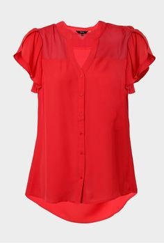 Shop for Frill Sleeve Blouse - Fashion Tops - Max Shop