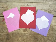 DIY - Valentine card