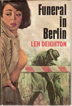 Funeral in Berlin - Book Club cover