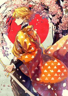 Check out our Demon Slayer merch here at Rykamall now! Otaku Anime, Manga Anime, Demon Slayer, Slayer Anime, Cute Anime Boy, Anime Love, Fan Art Anime, Demon Hunter, Anime Kunst