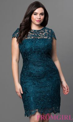 Shop semi-formal dresses at Simply Dresses. Short dresses for semi-formal events, cocktail dresses, party dresses, homecoming dresses, and semi-formal attire for parties. Short Semi Formal Dresses, Plus Size Formal Dresses, Short Dresses, Formal Prom, Plus Size Lace Dress, Short Lace Dress, Trendy Dresses, Party Dresses With Sleeves, Lace Party Dresses