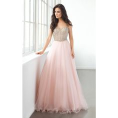 Eleni Elias P554 Prom Ball Gown Long Strapless Sleeveless ($517) ❤ liked on Polyvore featuring dresses, gowns, vestidos largos, formal dresses, long pink dress, formal evening gowns, long prom gowns, prom dresses and formal gowns