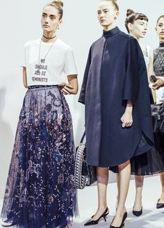 [On lit] Le tee-shirt féministe dior - Tendances de mode @tendancesdemode