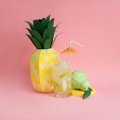 Rendi - Fresh Drinks Collection on Behance