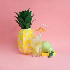 Rendi - Fresh Drinks Collection on Behance