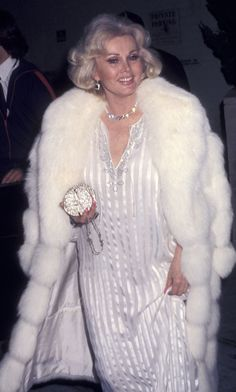 Zsa Zsa Gabor's Beauty Through the Years