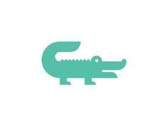 Alligator Logo by Sean Farrell