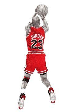 Michael Jordan sketch