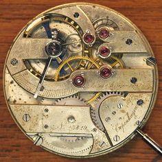 Details zur Uhr Jules Jürgensen - Copenhagen von Louis B. Audemars / Piquet Frères