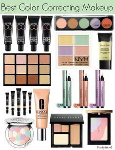 3240d8c4b83 Best Color Correcting Makeup Color Correction Makeup