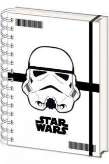 """Libreta A5 - STAR WARS """"Stormtrooper"""""""