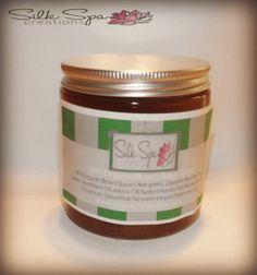 Brown Sugar Scrub by Silkspacreations on Etsy, $10.00