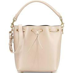 YSL Double-Face Medium Bucket Bag