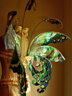 Whimsy Everlasting wings! So beautiful!