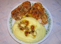 Kapr po břeclavsku Ham, Cauliflower, Vegetables, Food, Cooking, Cauliflowers, Meal, Eten, Hams